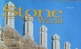 cubic stone cover