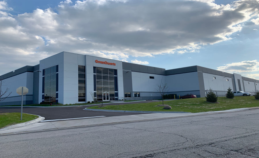GranQuartz launches new regional distribution center | 2019-06-06