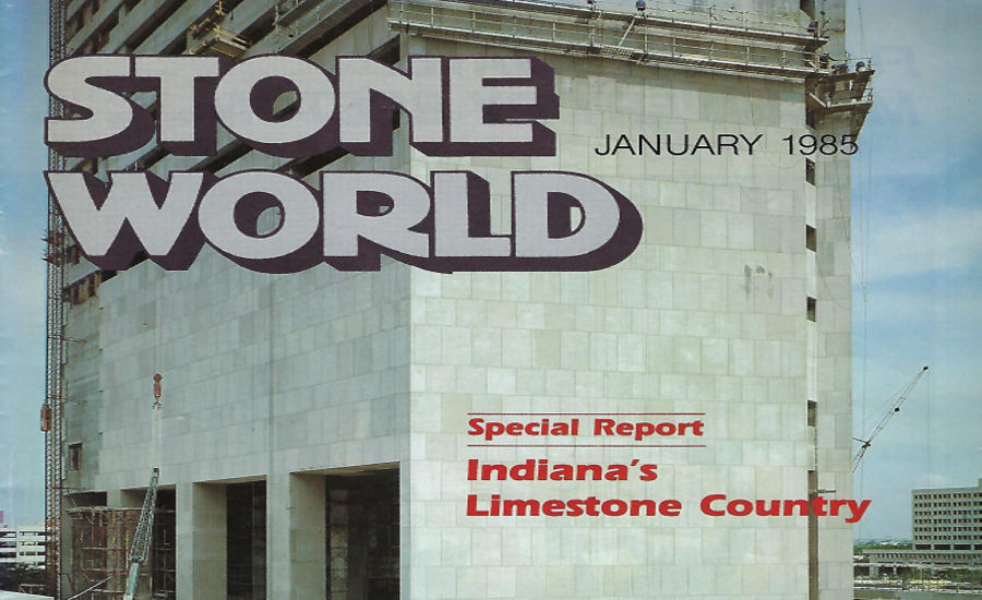 January 1985, Report on Limestone