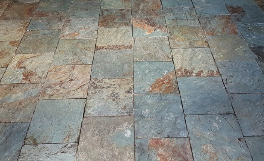 Care And Maintenance Of Slate Flooring