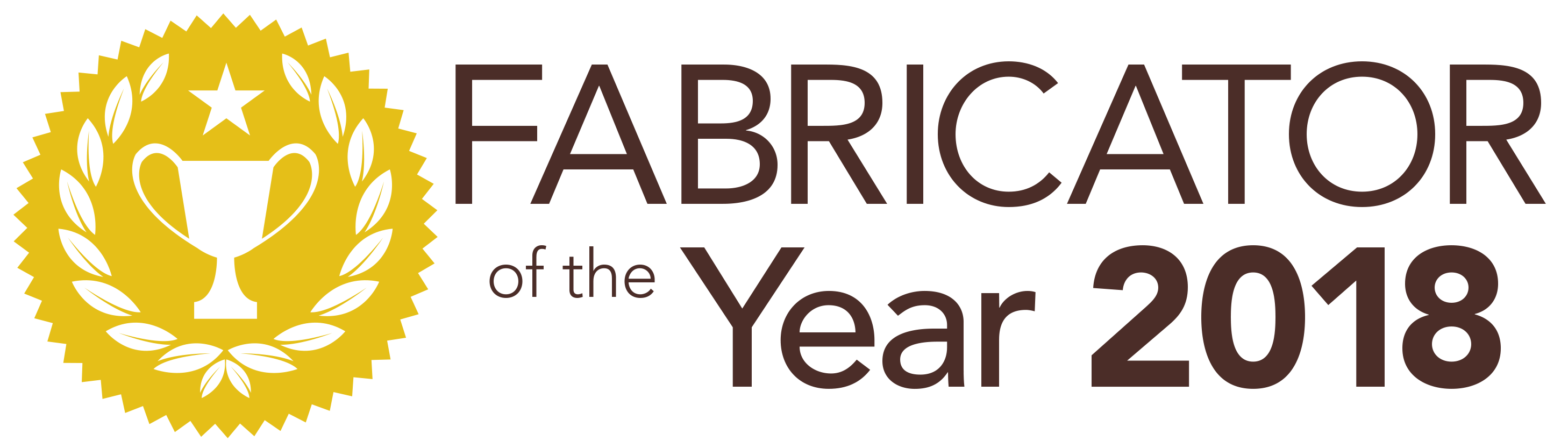 fabricator of the year 2018