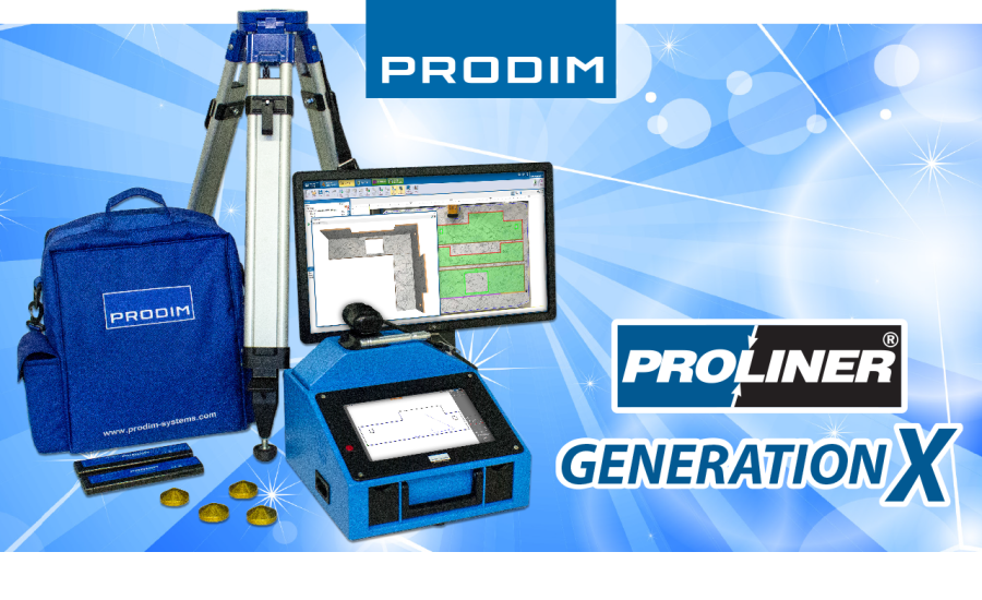 Prodim Factory Generation X digital templating software