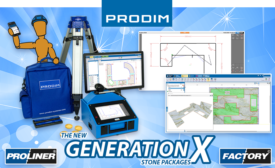 The new Generation X - Proliner Stone packages