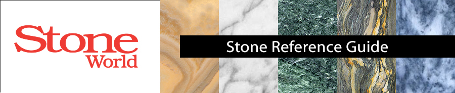 Stone World Stone Reference guide banner