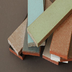 fireclay glazed brick