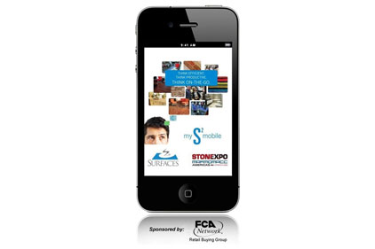 stonExpo mobile application