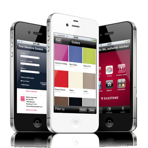 iphone application for silestone