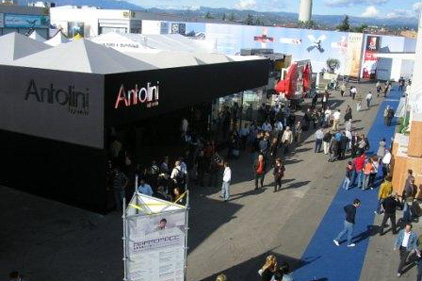 2012 Marmomacc trade show