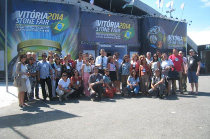 Vitoria Stone Fair 2014