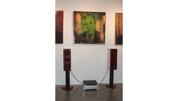 High Performance Loudspeaker