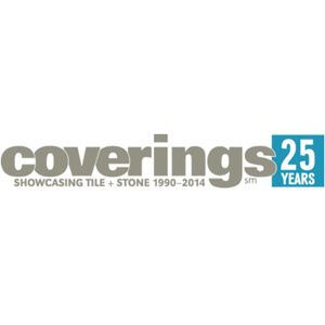 Coverings 2014 logo