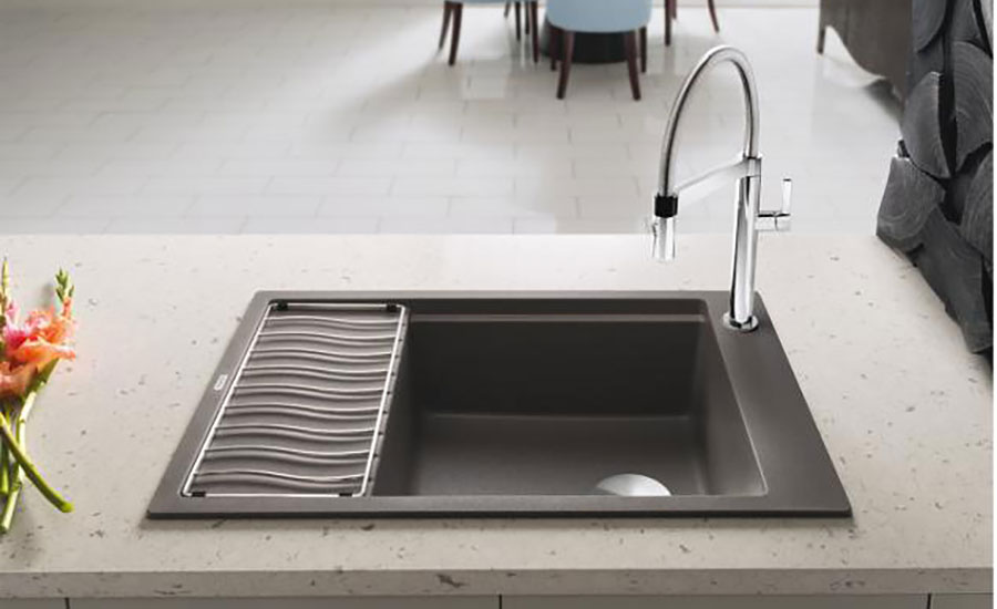 Precis Medium Single Sink