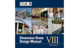 Dimension Stone Design Manual