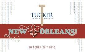 2016 Tucker Design Award Winners