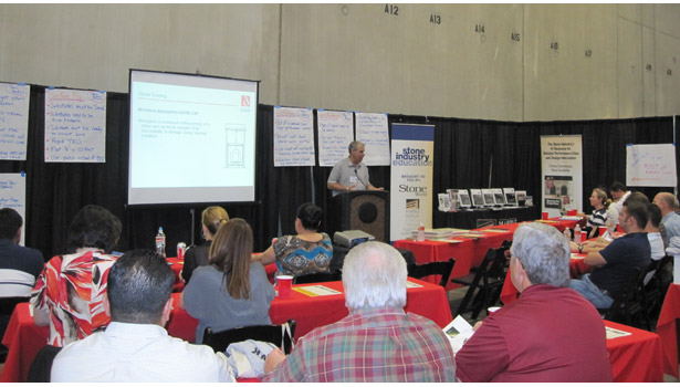 MIA/Stone World Flooring Installation Seminar feature