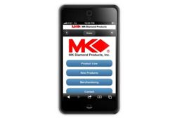 MK Diamond web site