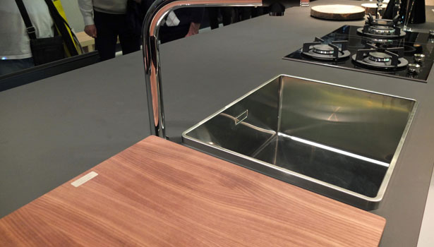 ATTIKA kitchen sink